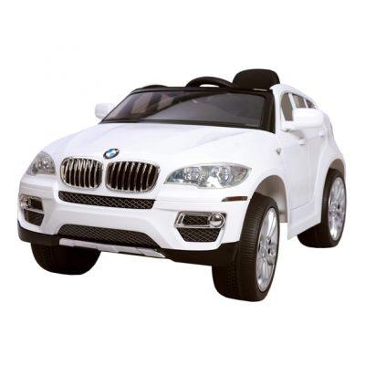BMWX 6-WHITE – AKKUMULÁTOROS GYEREK AUTÓ