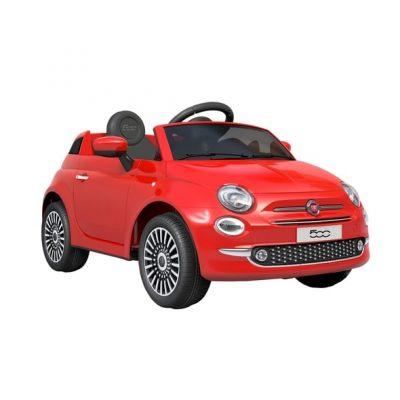 FIAT 500-RED – AKKUMULÁTOROS KISAUTÓ