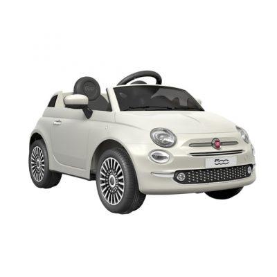 FIAT 500-WHITE – AKKUMULÁTOROS KISAUTÓ