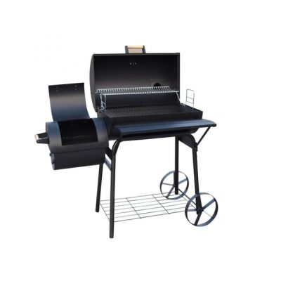 HECHTSENTINEL – KERTI GRILL